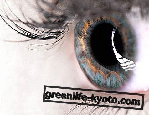 Přírodní oční make-up: které produkty použít