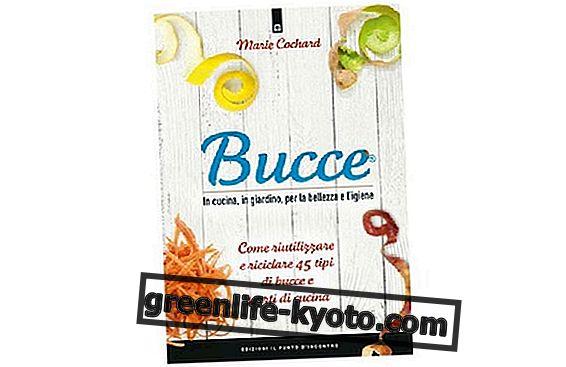 """""""Bucce"""" het boek door Marie Cochard"""