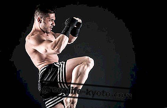Kickboxing, ķermeņa un prāta apmācība