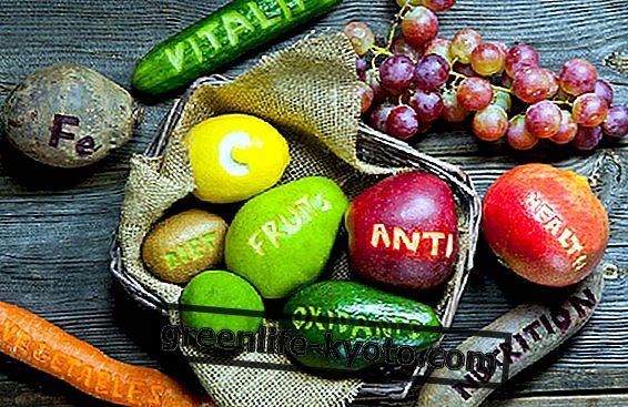 Nutricosmetica, skaistumkopšanas ēdiens, lai saglabātu skaistu un veselīgu