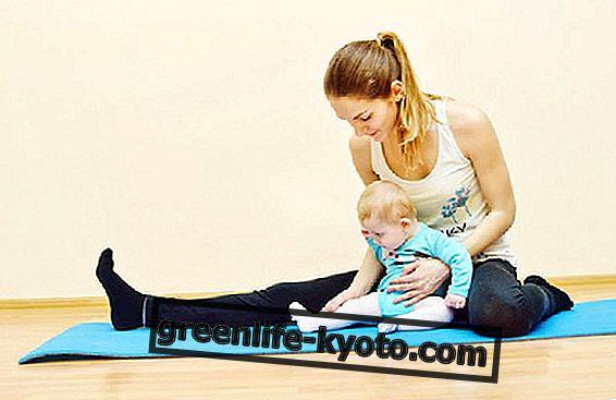 Yoga posparto: todos los beneficios