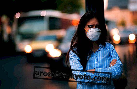 Auto blokkeert en vervuilt