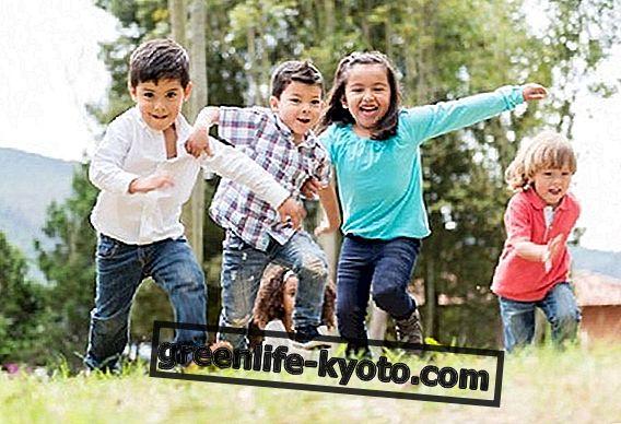 Tiempo libre para niños, actividades recomendadas.