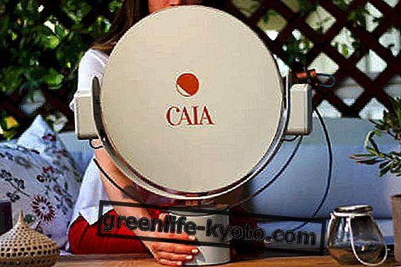 Caia, robot koji proizvodi prirodno svjetlo