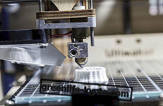 3D tiskalniki in arhitektura