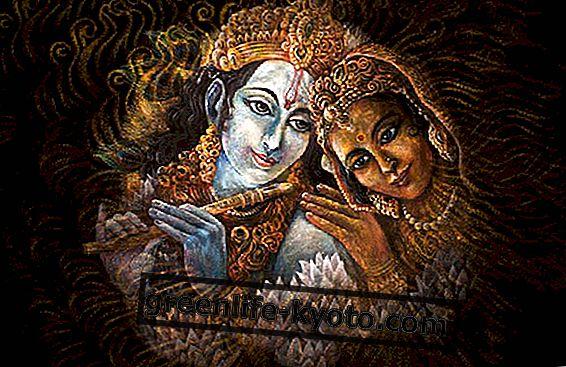 Jumal Vishnu sümbolism