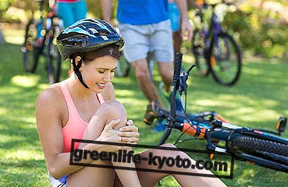 Како избећи болове у колену вожњом бицикла