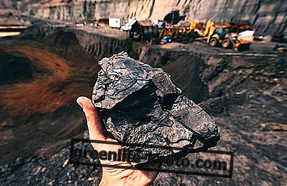 Centrales eléctricas y minas de carbón en Europa.