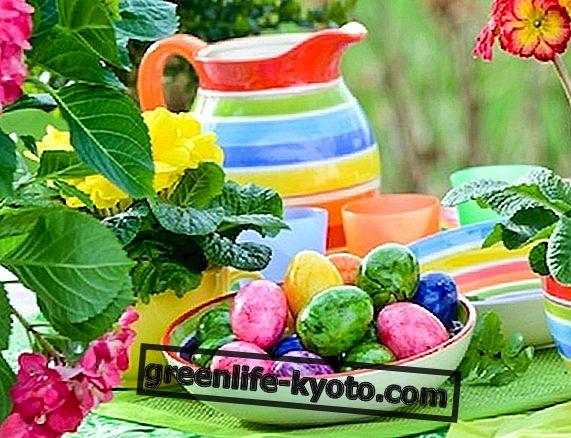 Naturlige farver fra frugt og grøntsager