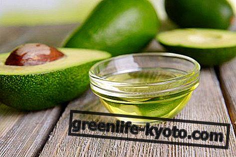 Cosmetische eigenschappen van avocado-olie