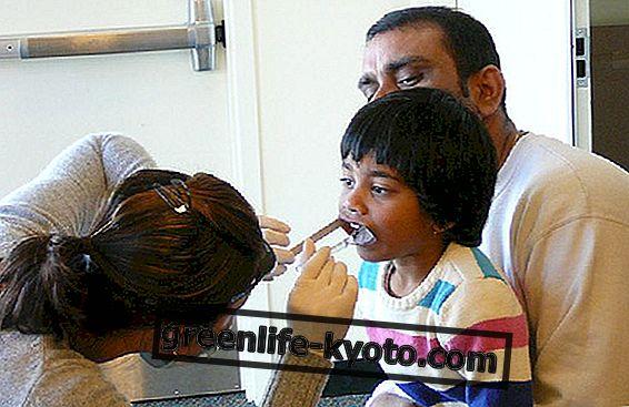 Обучете децата за хигиена на устната кухина