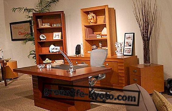 Uz Feng Shui ured je hram kreativnosti i boja