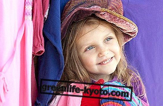 Des vêtements pour enfants?  Eco et sans gaspillage!