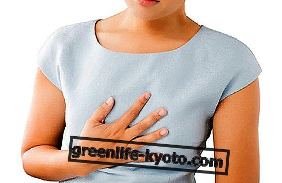 Hiatal hernia, kuidas sümptomeid vähendada