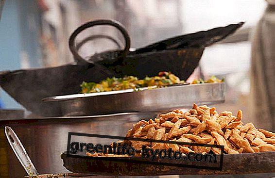 Sydindisk køkken: rådgivning og orientering