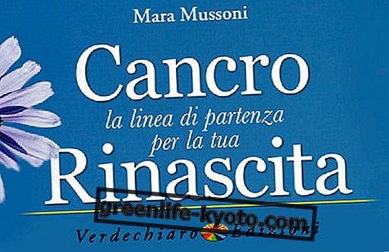 """""""Kanker, de startlijn voor wedergeboorte"""", het boek van Mara Mussoni"""