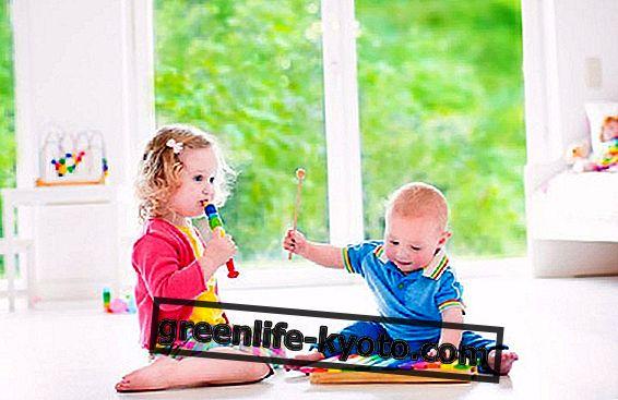 Musik, en hjælp til udviklingen af barnet