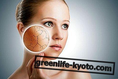 Přírodní kosmetika pro suchou pokožku