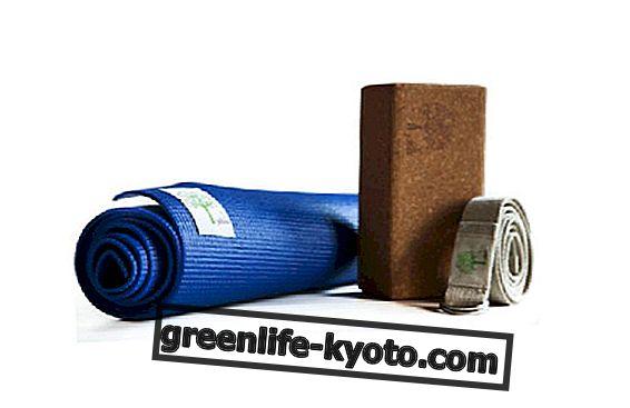 Yoga: wil de ziel accessoires om te oefenen?
