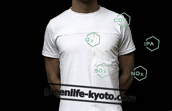 RepAir: T-tröja som renar luften