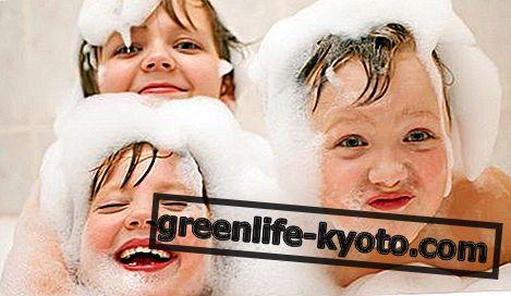 Természetes termékek gyerekeknek: mit és mikor használják őket