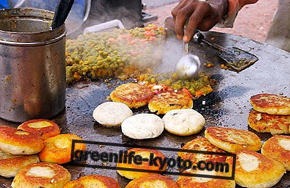 Keskuksen intialaista ruokaa: neuvoja ja miten itse suunnata