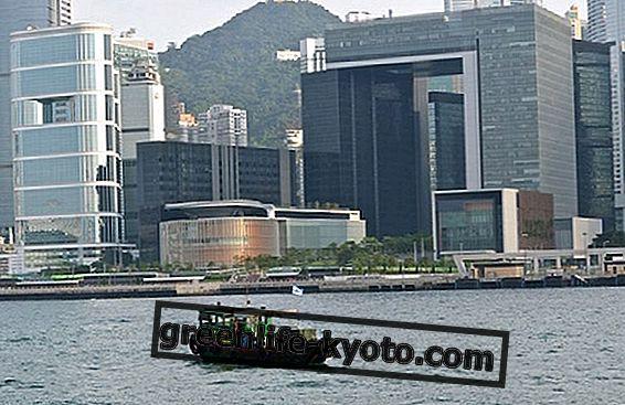 Feng Shui es traicionero en Hong Kong hoy