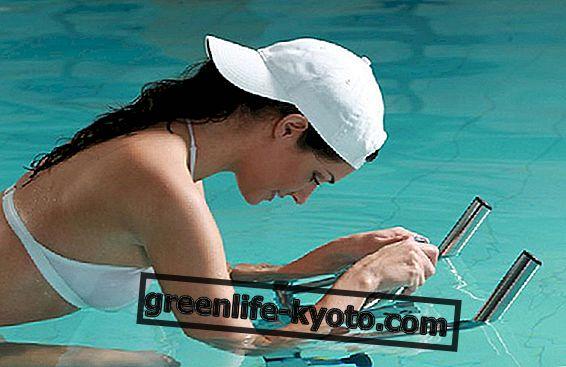 Hydrobike, edut vedessä