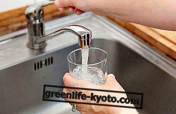 Voda iz slavine i zagađivači