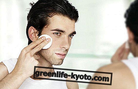 Natūrali kosmetika vyrams