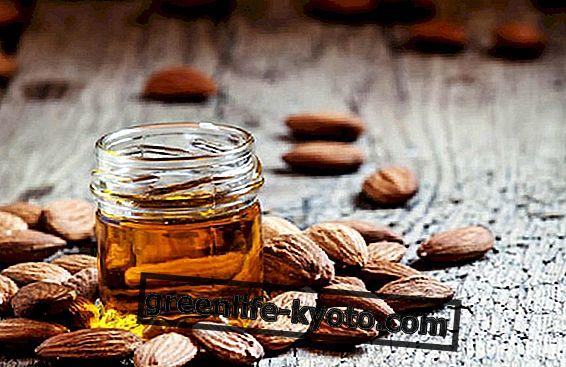 Olje sladkega mandlja: uporaba in koristi