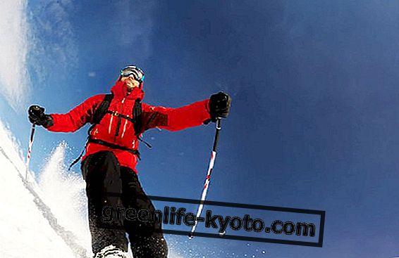 स्कीइंग और इसके लाभ