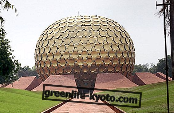 Co je to město Auroville?