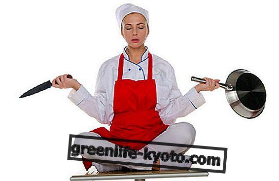 Йога і кулінарія: мода, про яку потрібно думати