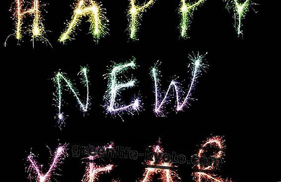 Tahun Baru: idea untuk tahun yang lebih hijau