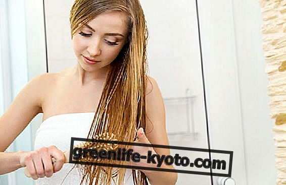 Естествени балсами за коса: какви са те и как се правят