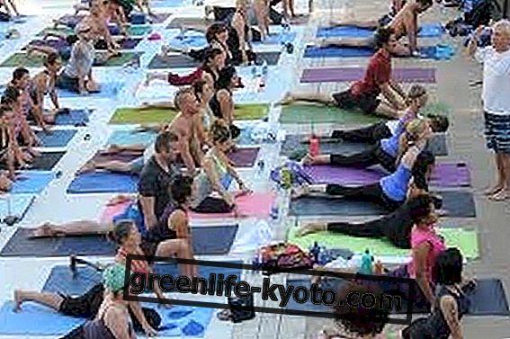 Yoga Festivali Milano 2011 programı