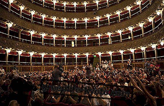 Teater kui looduslik ravi: Rooma oru okupatsioon