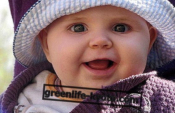 Oralno zdravlje dojenčadi i male djece