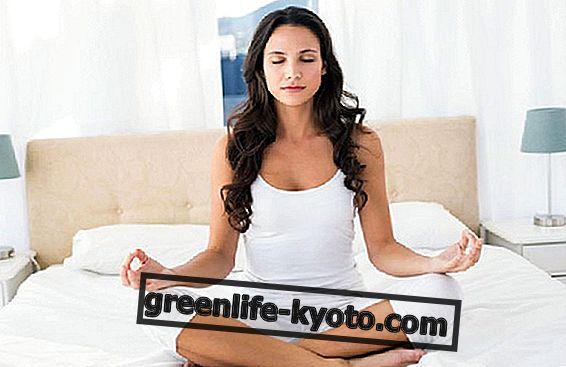 Meditacija prieš nemiga