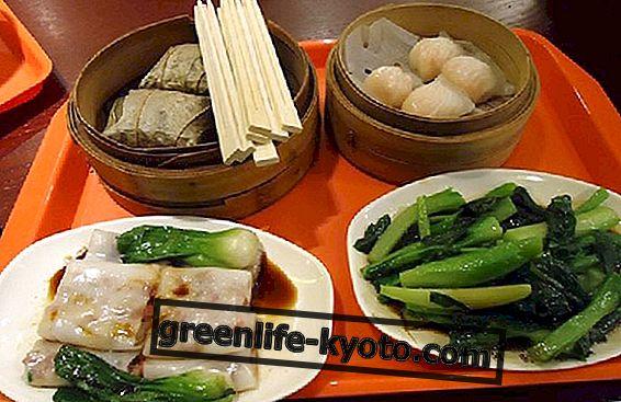 중국 요리 : 특징과 주요 음식