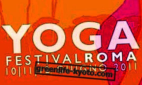 Joga Festival Rome 2011: čas je, da se pridružite
