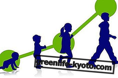 Gyermekek növekedése: a fázisok és a népszerűsítés módja