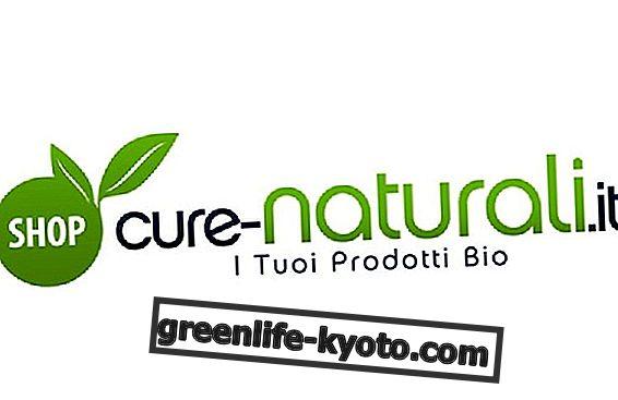Cure-naturali.it kauplus sündis!