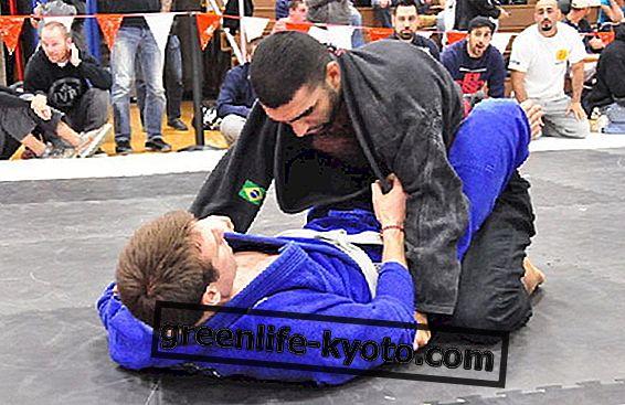 Brazilijos Jiu Jitsu: fizinis ir IQ