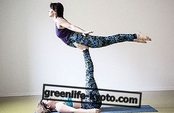 Acroyoga: the basic practice