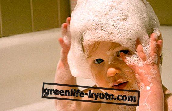 Přírodní šampony